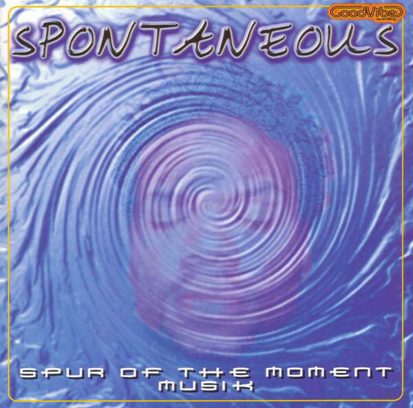 Spontaneous ‎– Spur Of The Moment Musik CD