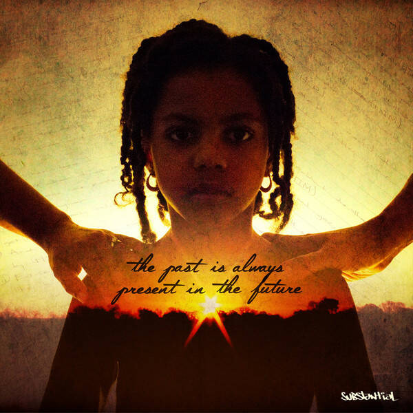 Substantial – The Past Is Always Present In The Future CD