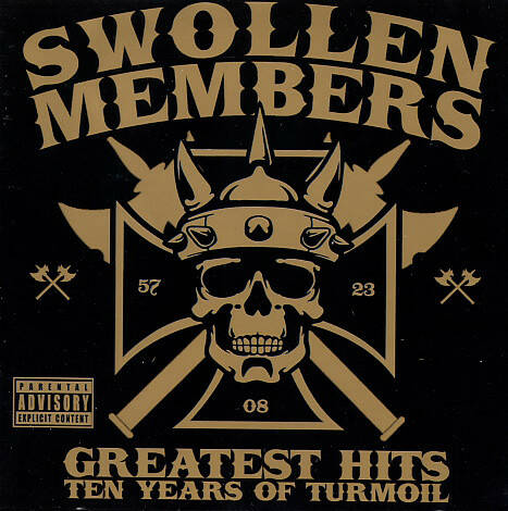 Swollen Members ‎– Greatest Hits: Ten Years Of Turmoil CD & DVD