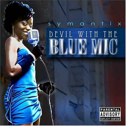 Symantix ‎– Devil With The Blue Mic CD