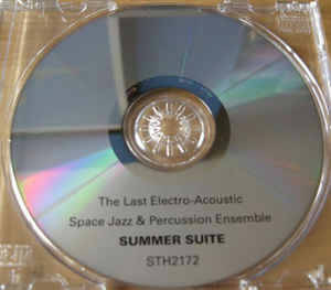 The Last Electro-Acoustic Space Jazz & Percussion Ensemble ‎– Summer Suite CD