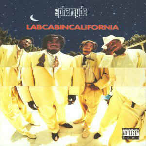The Pharcyde ‎– Labcabincalifornia CD