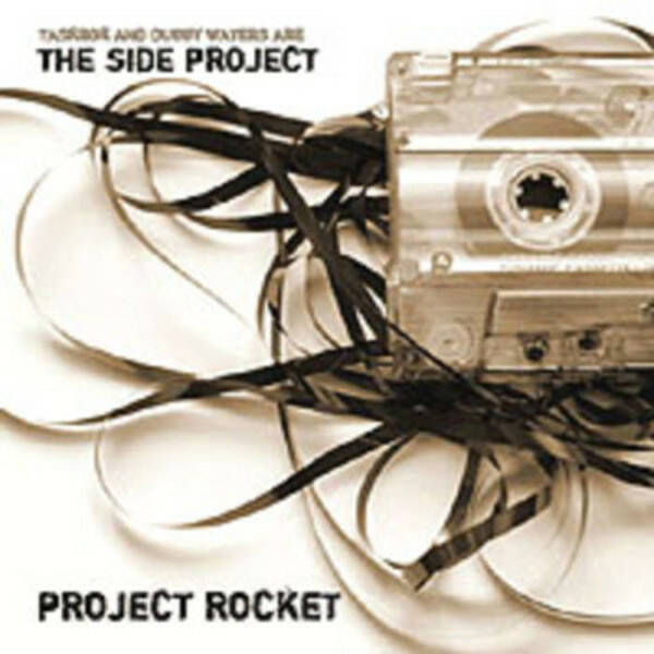 The Side Project ‎– Project Rocket CD