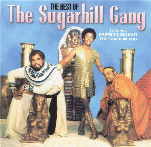 The Sugarhill Gang ‎– The Best Of The Sugarhill Gang CD