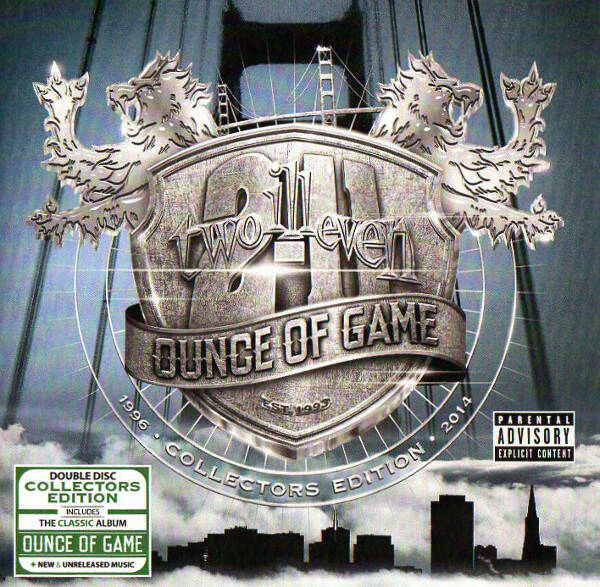 Two-Illeven – Ounce Of Game 2xCD