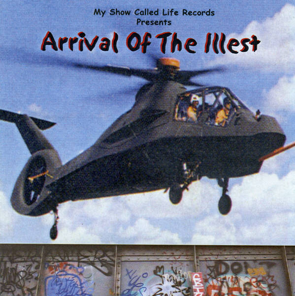 Various – Arrival Of The Illest CD