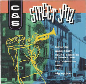 Various ‎– C&S Street Jazz CD