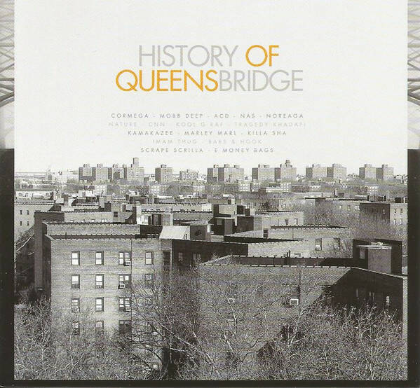 Various ‎– History Of Queensbridge CD