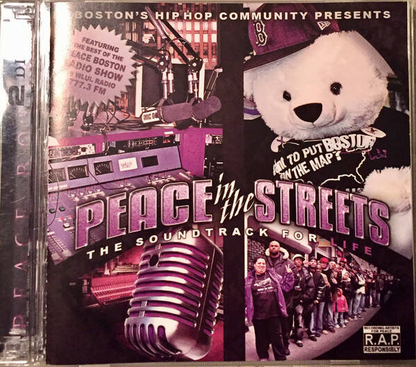 Various ‎– Peace In The Streets The Soundtrack For Life 2xCD