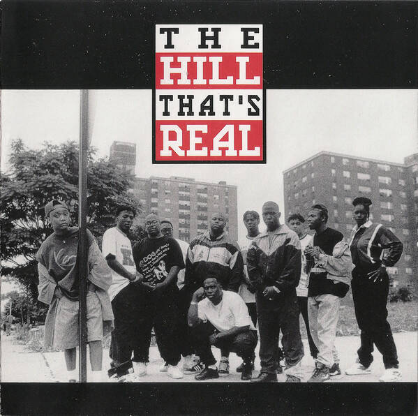Various ‎– The Hill That's Real CD