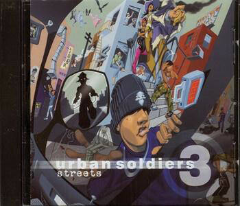 Various – Urban Soldiers 3: Streets CD