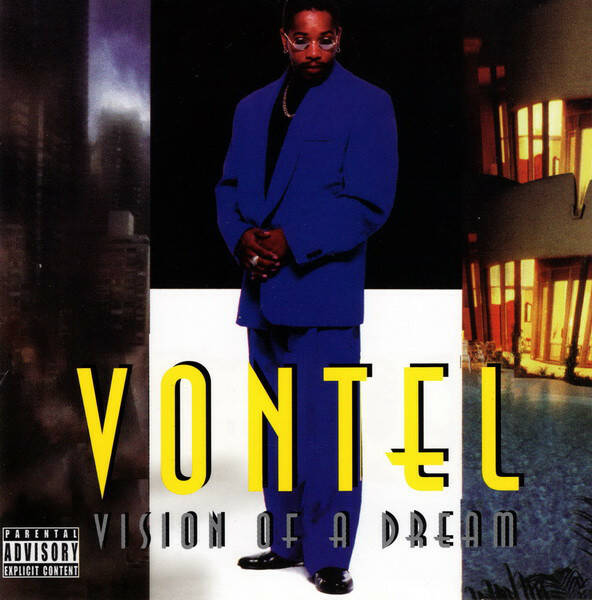 Vontel ‎– Vision Of A Dream CD