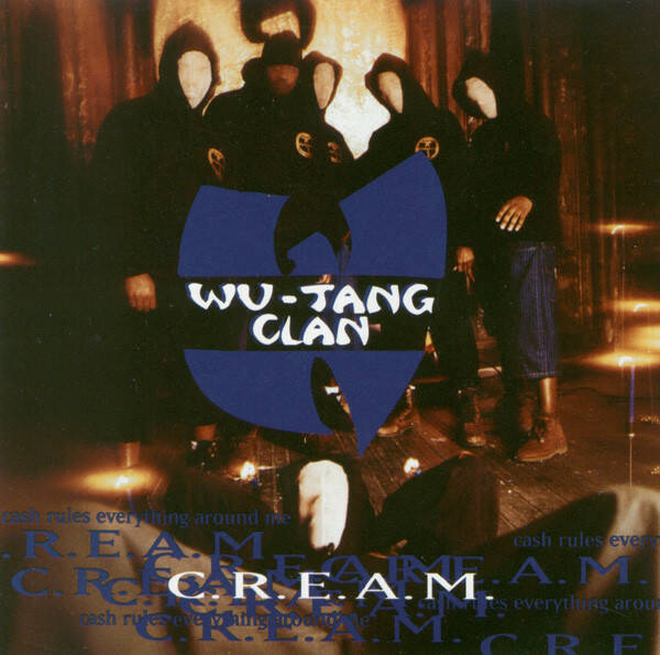 Wu-Tang Clan ‎– C.R.E.A.M. (Cash Rules Everything Around Me) (Maxi-Single) CD