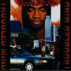 Young Dre D – Troubled Mind CD