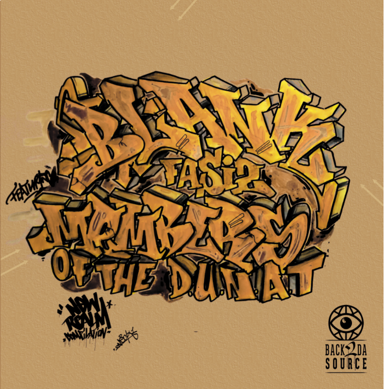 Blank Fasiz Ft. The Dunat Crew - New Realm Compilation CD