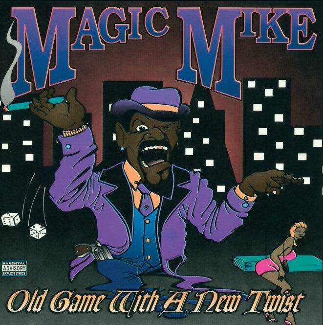 Magic Mike ‎– Old Game With A New Twist CD
