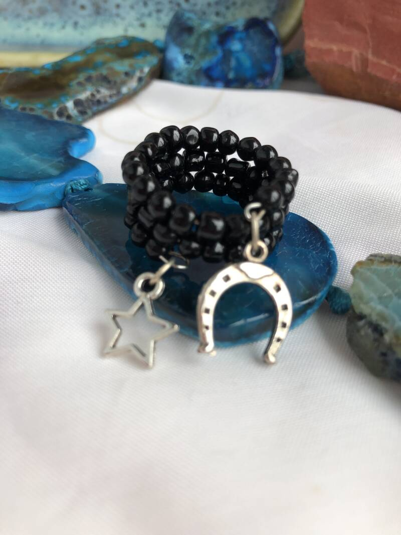 Memorywire ring