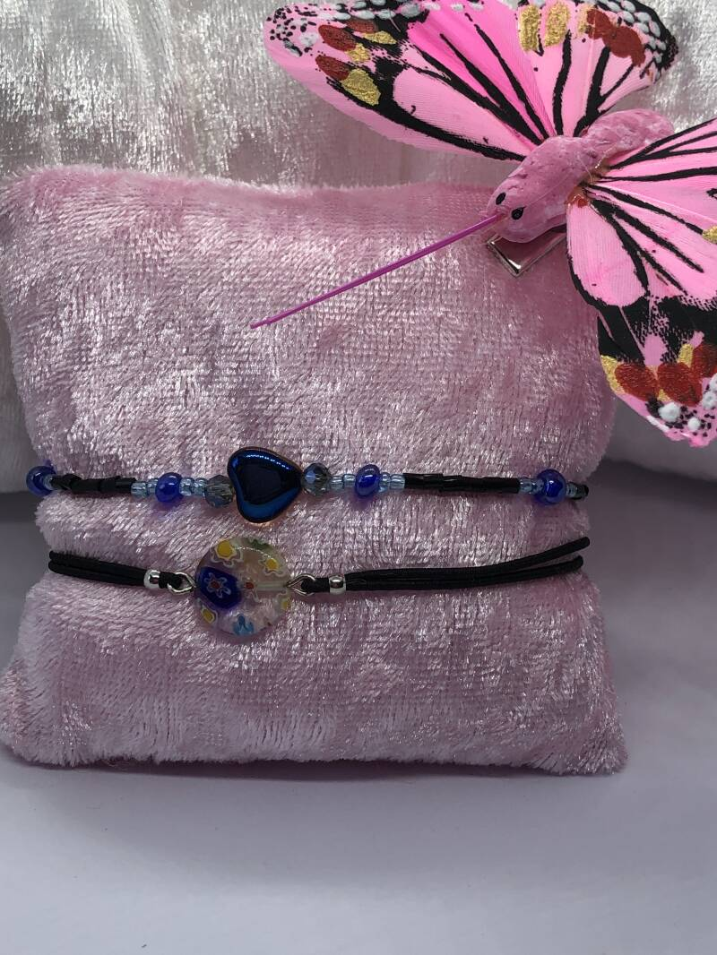 Blue dream armbandjes