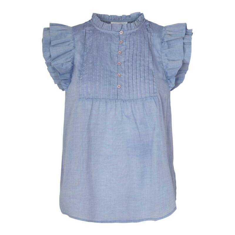 Co'couture top Sissa blue