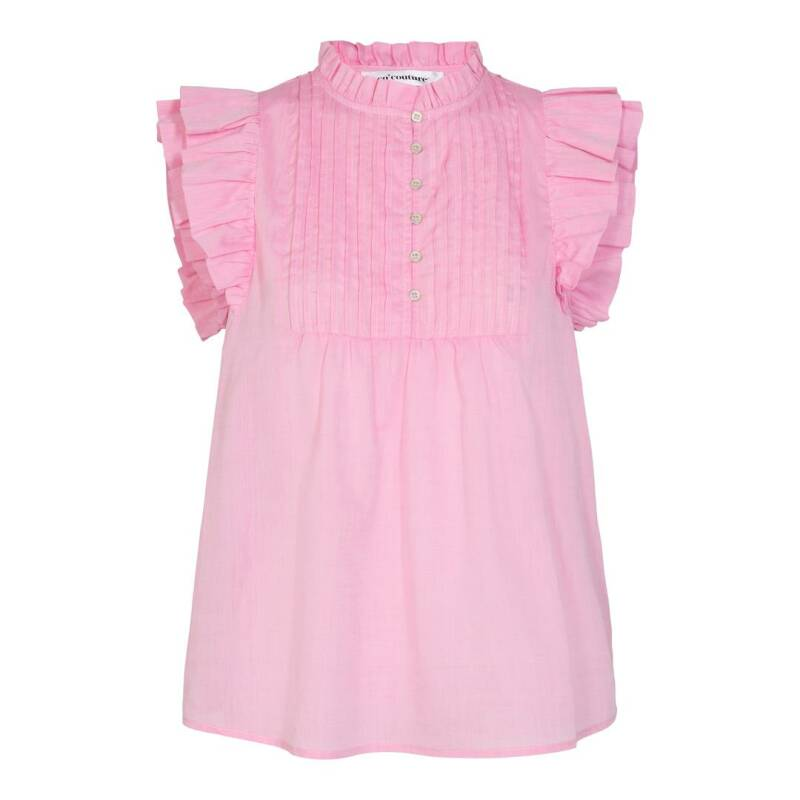 Co'couture top Sissa roze