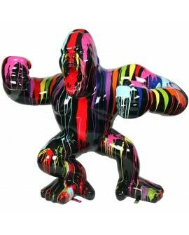 DAP200 Jungle Agresive Gorilla  drop polyester résine 200 cm