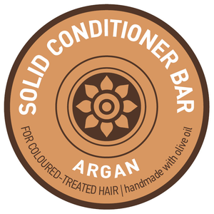 Conditioner Bar Argan (Gekleurd en/of Krullend Haar)