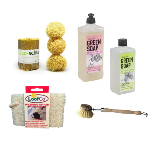 Lovely Cleaning Essentials
