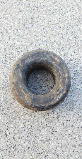 "RING RUBBER ""DONUT"""