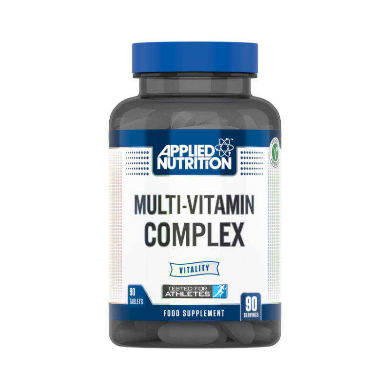 Applied Nutrition - Multi-Vitamin 90 Veggie Tabletten