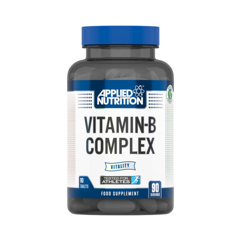 Applied Nutrition - Vitamin B Complex Veggie Tabletten