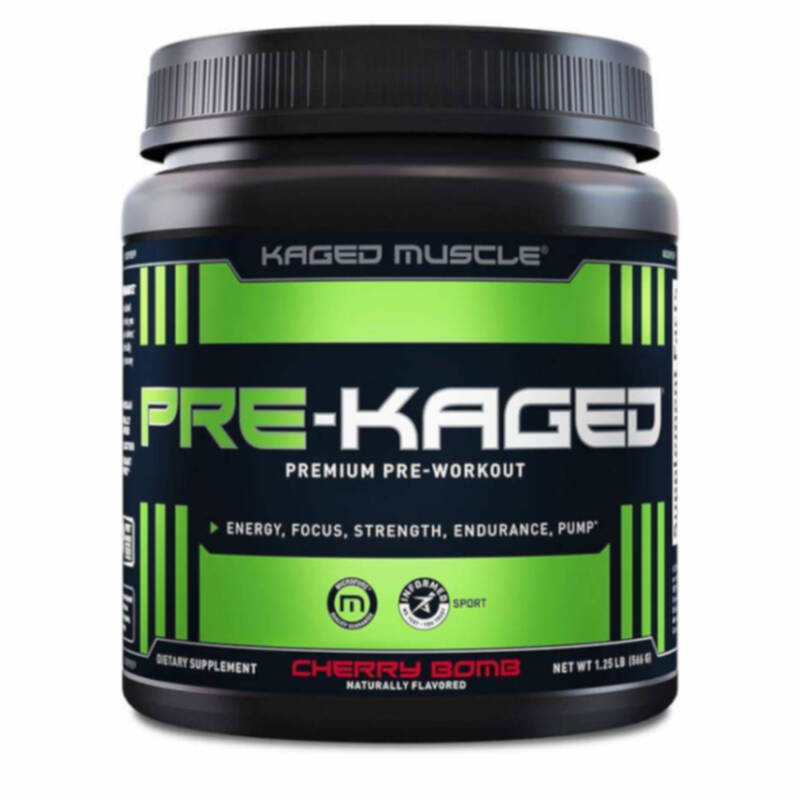 Kaged Muscle - Pre Kaged 592g