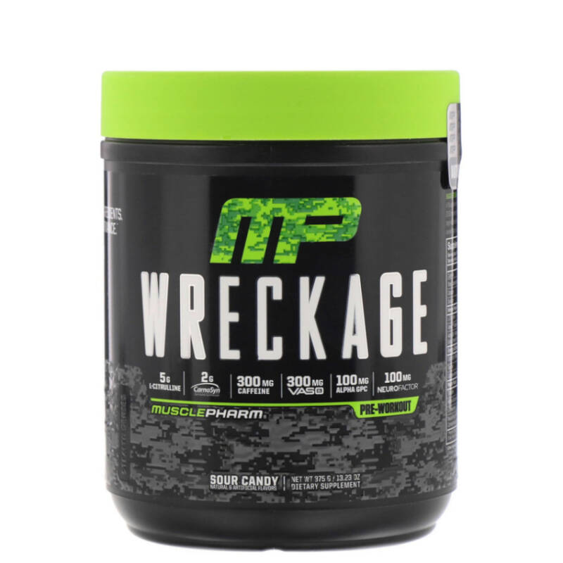 MusclePharm - Wreckage 25 serv