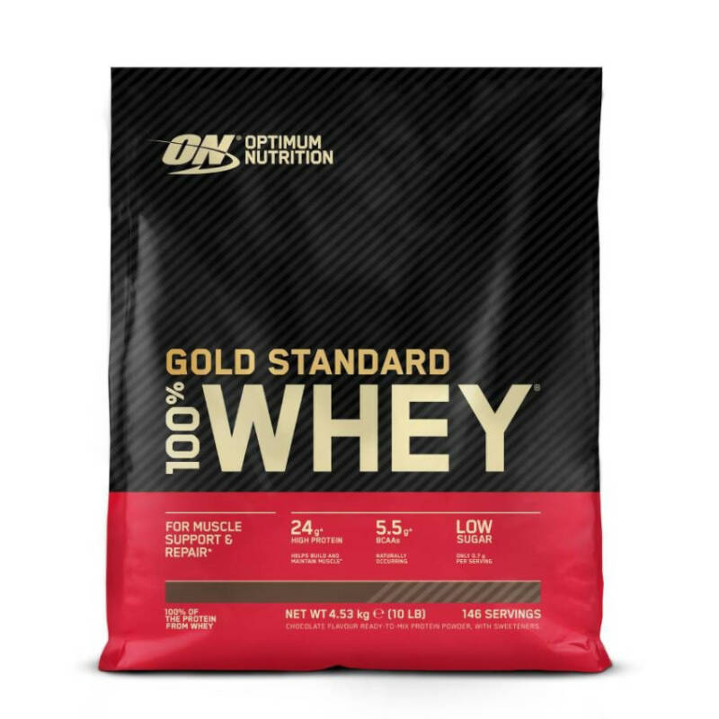 ON Gold standard 100% whey 4540g