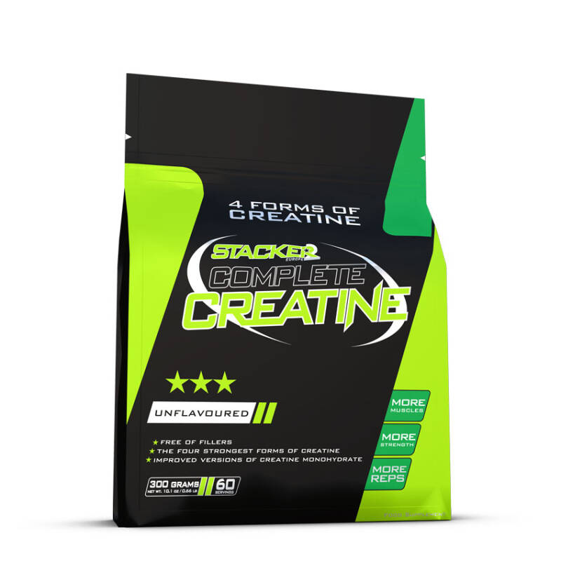 Stacker2 - Complete Creatine