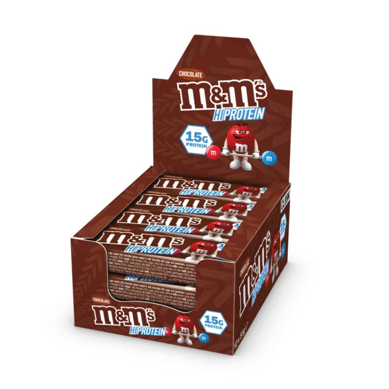 M&M's - HiProtein  chocolate