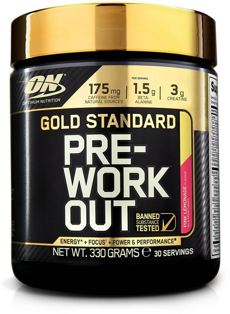 ON - Gold Standard Pre Workout