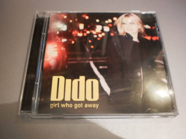 CD Dido - Girl who got away