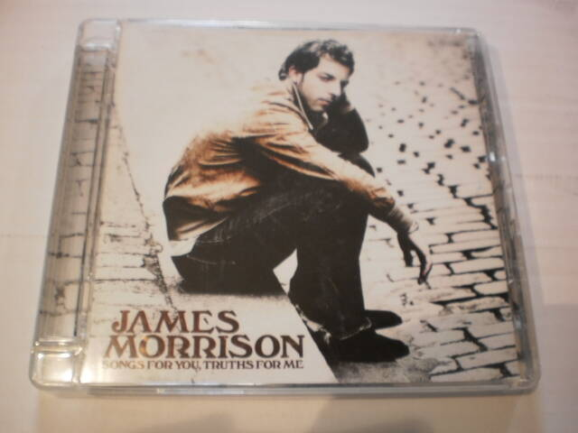 CD James Morrison - Songs for you truths for me