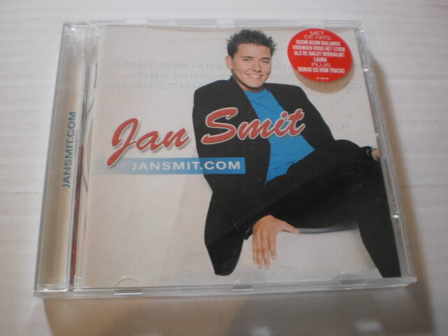CD Jan Smit - Jansmit.com
