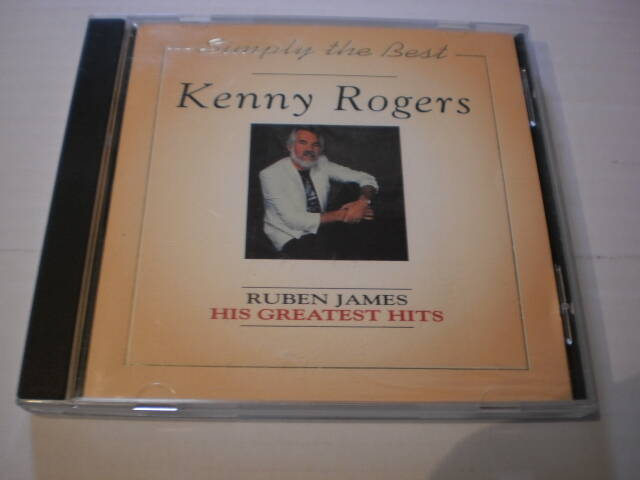 CD Kenny Rogers - His greatest hits