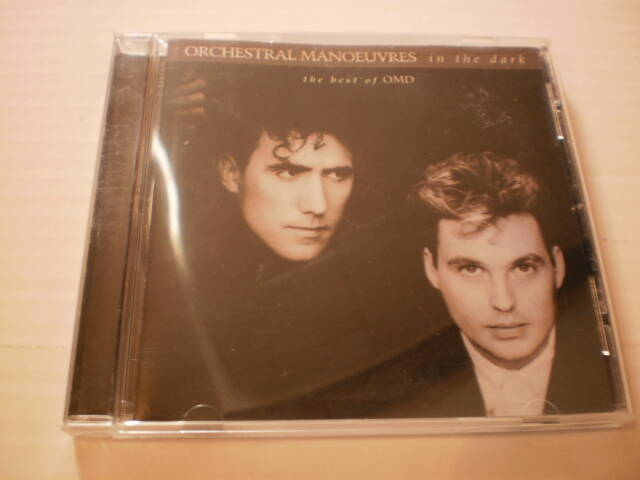 CD Orchestral Manoeuvres in the Dark ( OMD ) - The Best of
