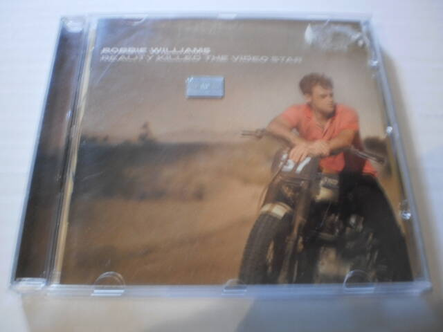CD Robbie Williams - Reality Killed the Video Star