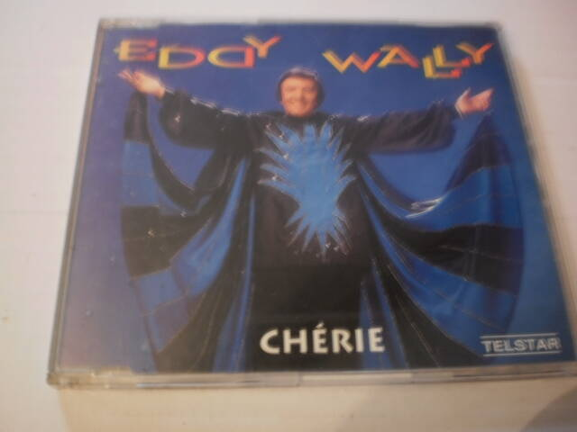 CD Single Eddy Wally - Cherie