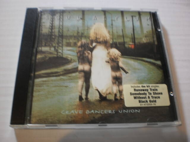 CD Soul Asylum - Grave Dancers Union
