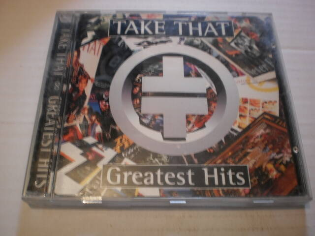 CD Take That - Greatest Hits
