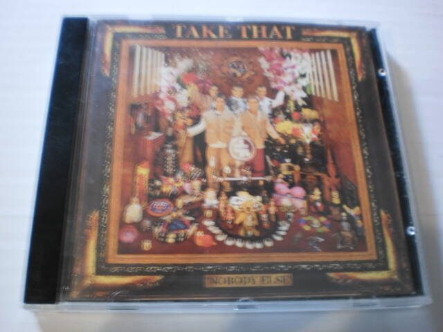 CD Take That - Nobody Else