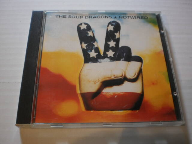CD The Soup Dragons - Hotwired