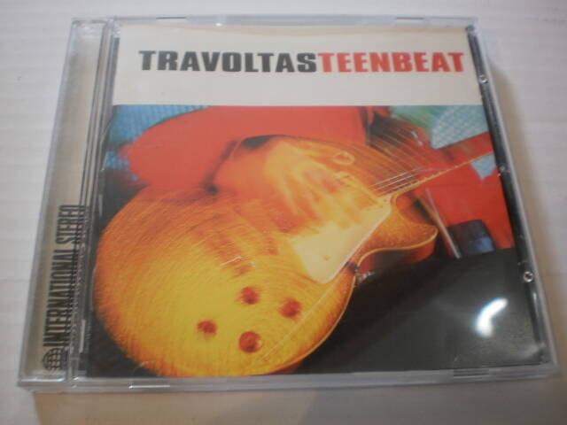 CD Travoltas - Teenbeat