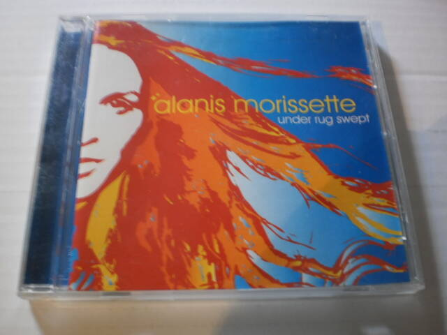 CD Alanis Morissette - Under Rug swept