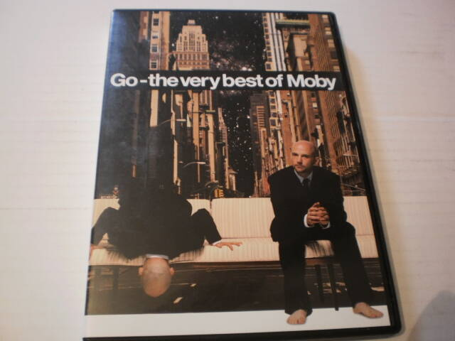 DVD The very best of Moby